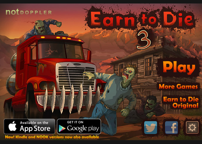 earn to die 3 play now